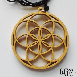 Egg of Life pendant