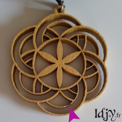 Egg of Life pendant