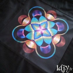 The New Way - Throw pillow case
